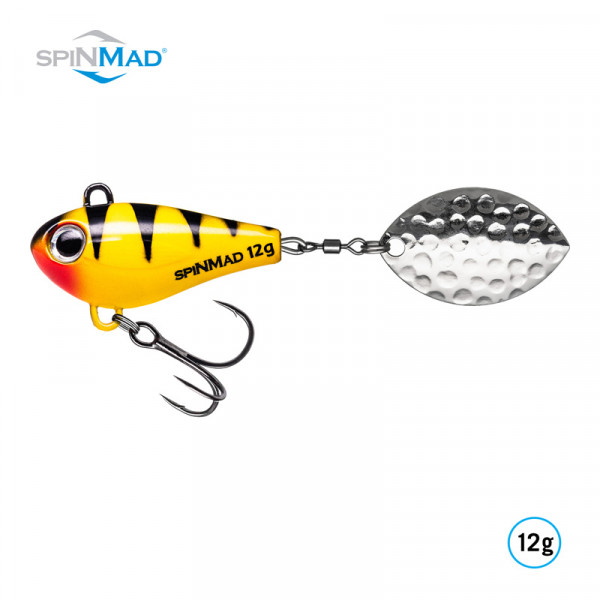 SpinMad Jigmaster 12gr Lemon Tiger
