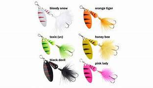 Colonel Fuzzy Spinner orange Tiger UV aktiv