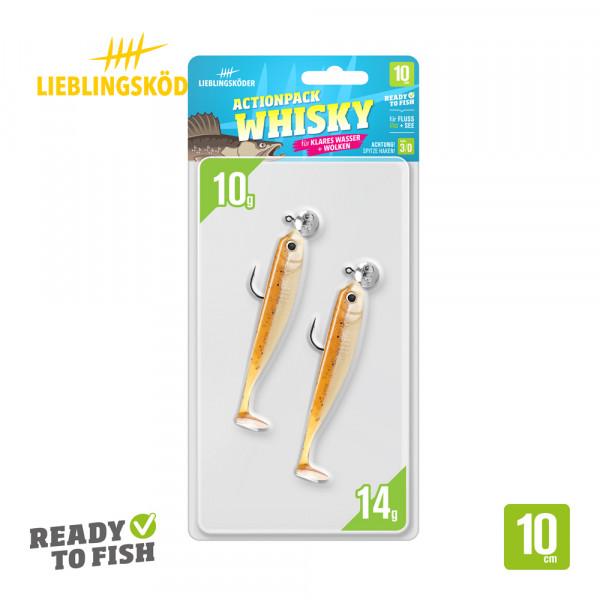 Lieblingsköder 10cm Actionpack Whisky
