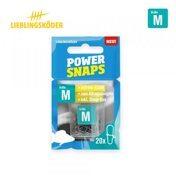 Power Snaps M