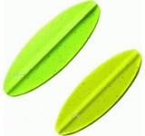 Durchlaufblinker 3,5g fluogrün/gelb