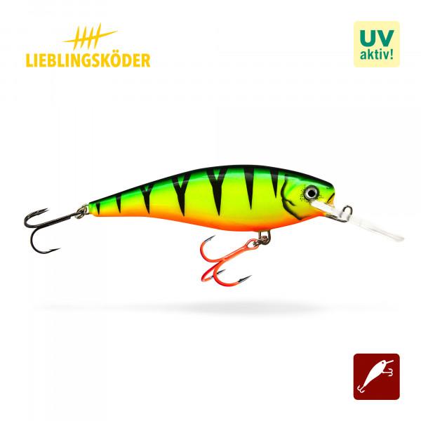 Firetiger Wobbler / 3 Meter / Crank Bait