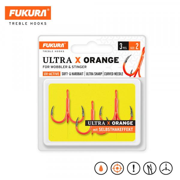 Fukura Ultra X Orange Gr. 2