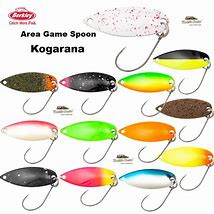 Area Game Spoon Kogarana 3,5g 3,14cm