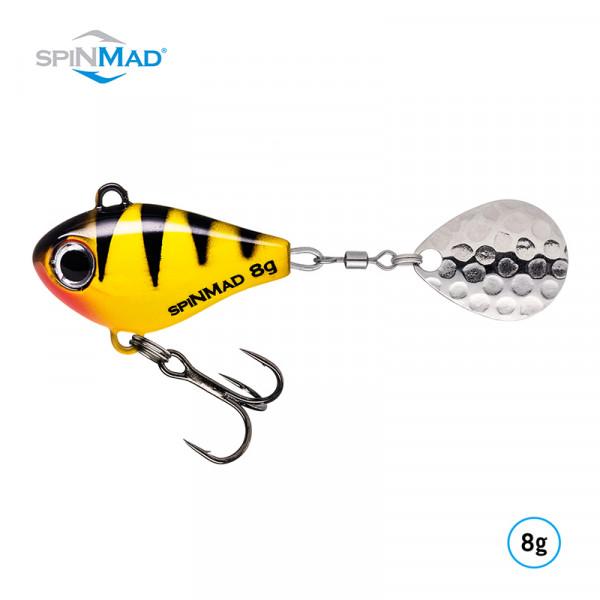 SpinMad Jigmaster 8gr Lemon Tiger