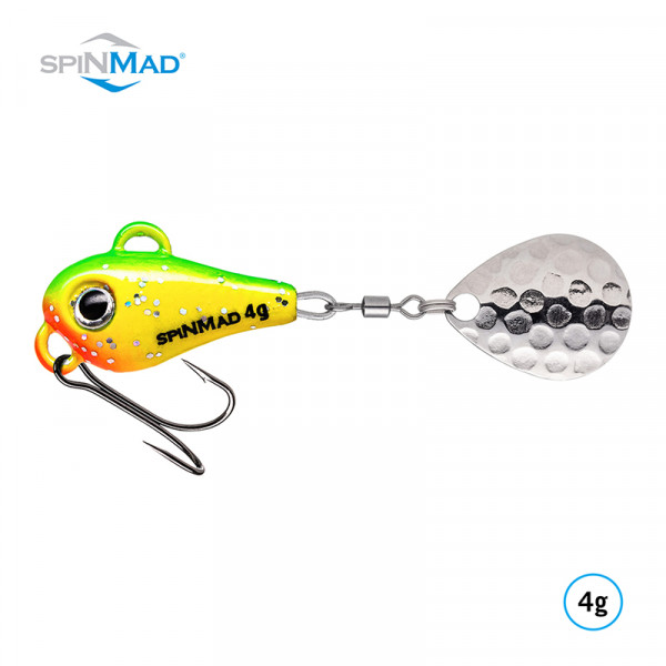SpinMad Originals 4gr Green Lemon