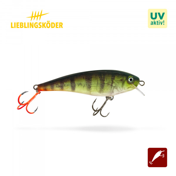 Charly Wobbler / 1 Meter / Twitch Bait