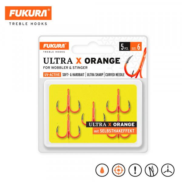 Fukura Ultra X Orange Gr. 6