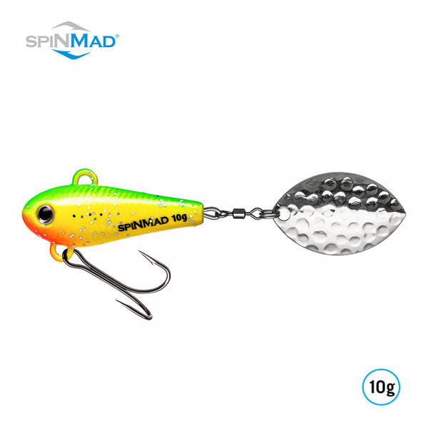 SpinMad Originals 10gr Green Lemon
