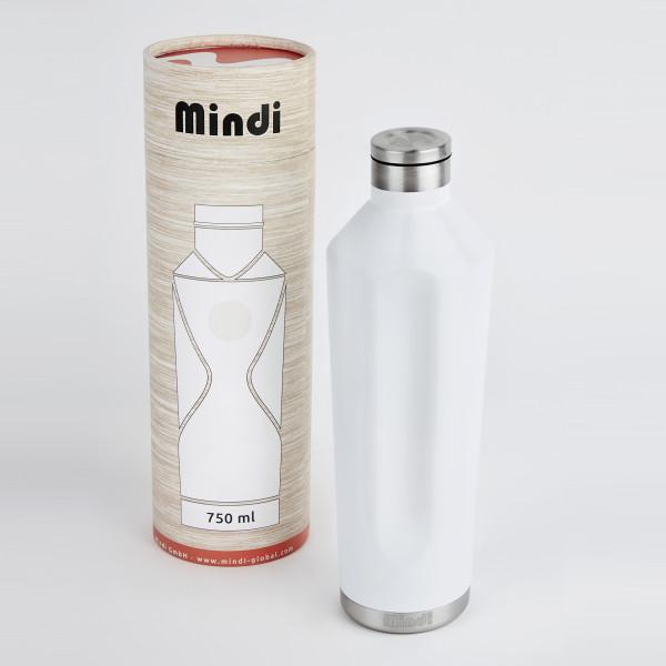 """Vakuumisolierte Flasche """"Kate"""", Edelstahl, 500ml"""