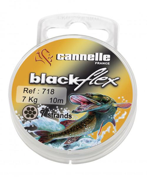 Cannelle Black Flex 10m Spule