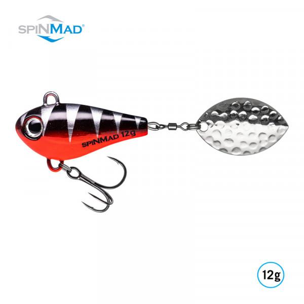 SpinMad Jigmaster 12gr Black Perch