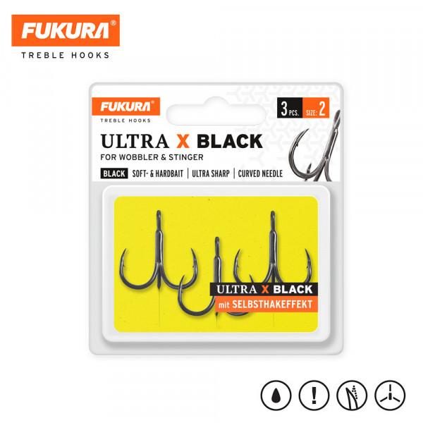 Fukura Ultra X Black Gr. 2