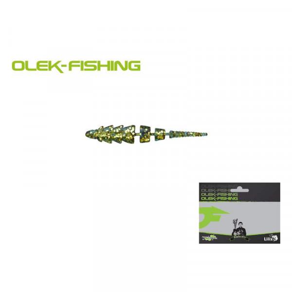 Kaiman 6 cm 5 Stück Olek Fishing