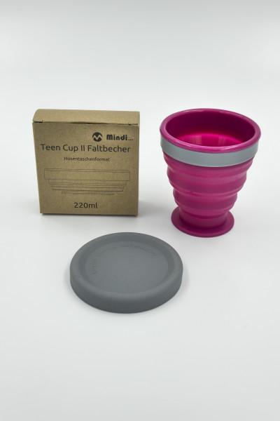 TeenCup der nachhaltige Mehrwegbecher 240ml