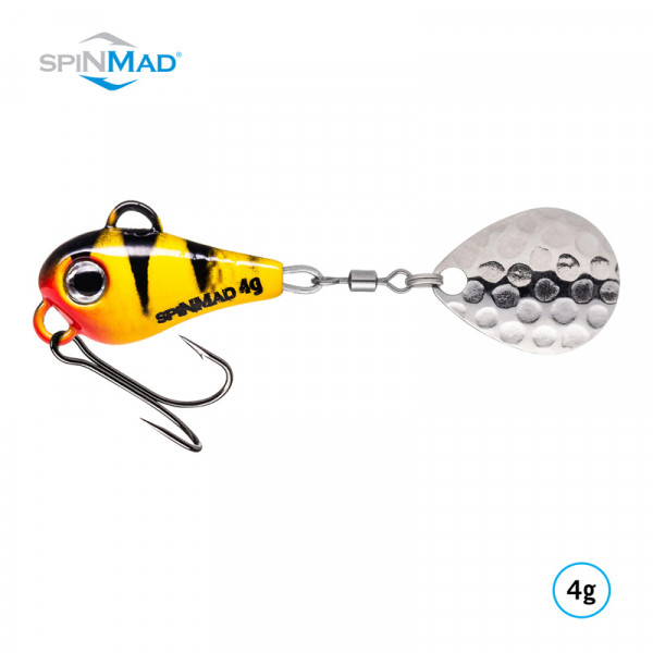 SpinMad Originals 4gr Lemon Tiger