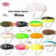Area Game Spoon Masu 1,0g 2,16cm